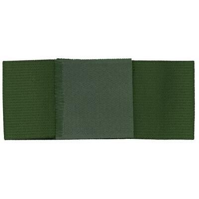 Genuine U.s. Military Boot Bands: Better Trouser Blousers - Green - 1 Pair