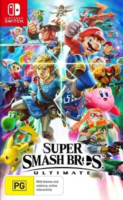Super Smash Bros Ultimate  - Other game - BRAND NEW
