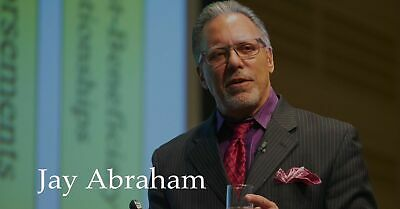 Jay Abraham - Huge Collection & Lifetime Reference Library 2.0