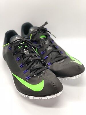Details about New Nike Zoom SuperFly R4 Sprint Running Track Spikes Black Pink Chrome 13 US