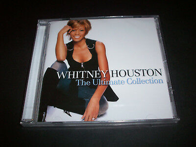 WHITNEY HOUSTON - THE ULTIMATE COLLECTION CD (New/sealed)