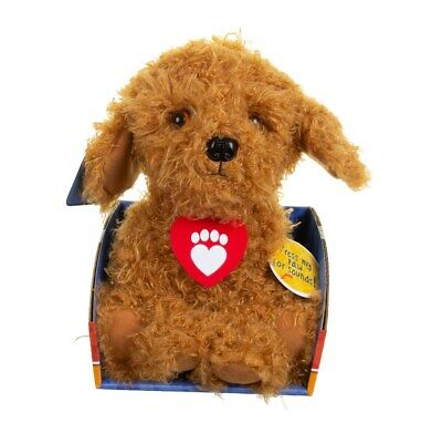 Waffle the Wonder Dog Soft Toy with Sounds [Plush]
