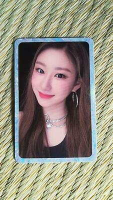 "ITZY Album "" ITZ ICY "" Limited Bonus Trading Photo Card Chaeryeong No.1"