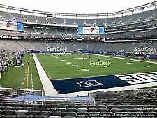NY Giants vs Green Bay Packers at MetLife 12/1/19-2 Tickets &Parking-LOWER LEVEL