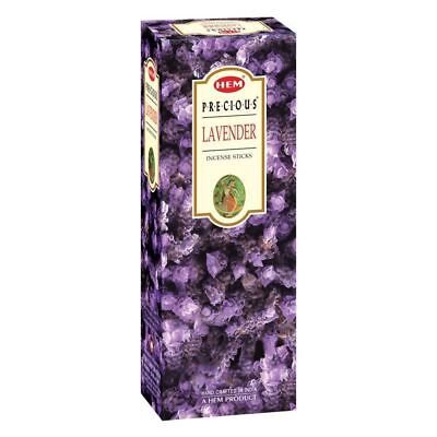 Original Hem Precious Lavender Incense variant pack of 20/40/60 Sticks Free Ship