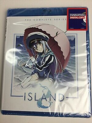 Island The Complete Series (Blu-ray, 2019) NEW With Digital Copy STUDIO GHIBLI