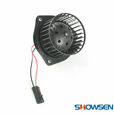 New HVAC AC Heater Blower Motor W/ Fan Cage Fit Chevy Pontiac Oldsmobile Buick