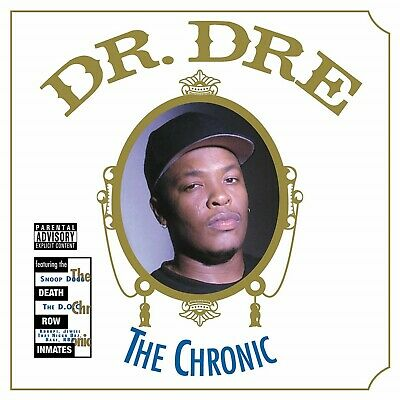 Dr. Dre: The Chronic [PA] [Remaster] NEW CD (May-2001, Death Row Records (USA))