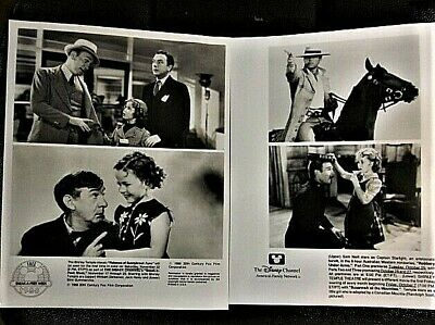 """1986 Press Photo Scenes from Shows for THE DISNEY CHANNEL's """"Sneak-A-Peak Week"""""""
