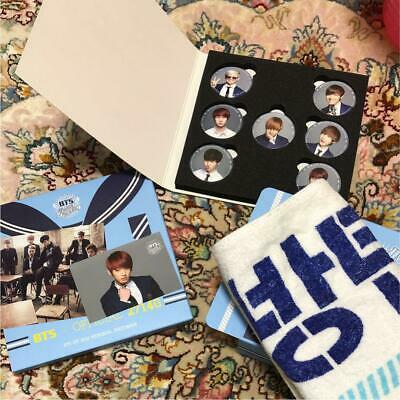 BTS Bangtan Boys Official Summer Package 2014 with JUNG KOOK Photocard RARE
