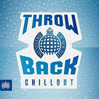 Throwback Chillout - Various Artists (Box Set) [CD]