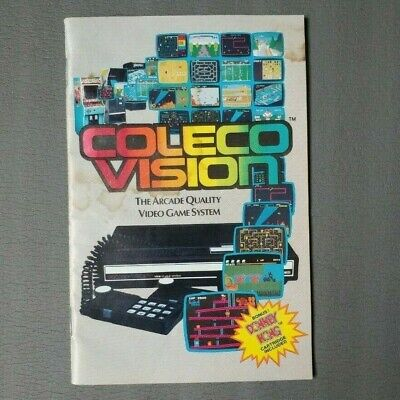 Coleco Vision Promotional Booklet