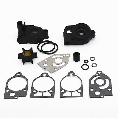 Water Pump Impeller Kit Replacement for Yamaha 50-70 HP Outboard 6H3-W0078-02-00