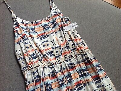 Old Navy Dress Sundress  Size Large New With Tags MSRP $29.94