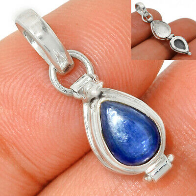 BLUE KYANITE - Brazil 925 Sterling Silver Ring Jewelry s 6