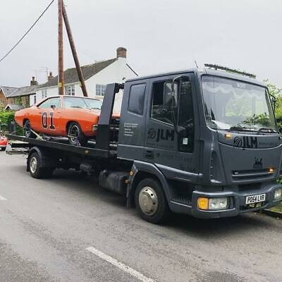 2004 IVECO EUROCARGO Tilt And Slide Recovery Truck