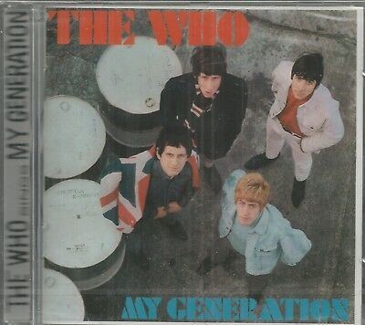 THE WHO - CD - (Sings) My Generation - BRAND NEW