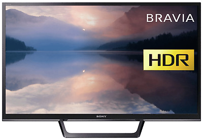 Sony Bravia KDL32RE403 32-Inch HD Ready HDR LED TV X-Reality PRO FREEVIEW