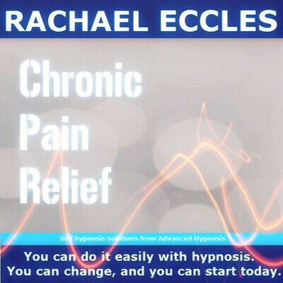 Chronic Pain Relief Hypnosis CD Relieve Pain Pain Management Hypnotherapy