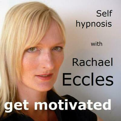 Get Motivated Hypnosis CD, Motivational Hypnotherapy CD