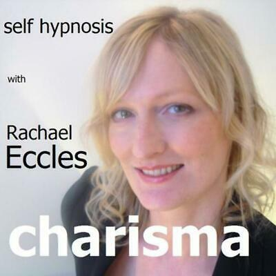 Develop Charisma Hypnosis CD Be Charismatic Hypnotherapy