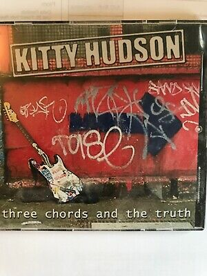 Kitty hudson Three Chords And The Truth Cd