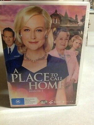 DVD A Place To Call Home season 5