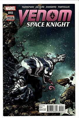 Venom Space Knight #10 (Marvel, 2016) NM