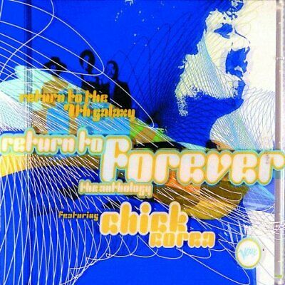 RETURN TO FOREVER FEATURING CHICK COREA Return To The 7th Galaxy Anthology 2-CD