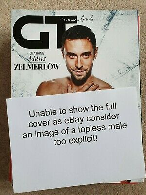 Gay Times GT Lifestyle Magazine - January 2016 - Mans Zelmerlow, Austin Armacost