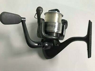 South Bend Eclipse Spinning Carrete EC-130/R2F Pesca Girar Negro 130