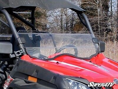 SUPERATV CLEAR POLYCARBONATE Rear Windshield for CFMOTO
