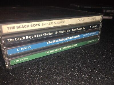 THE BEACH BOYS • Pet Sounds | Endless Summer | The Greatest Hits Christmas Album