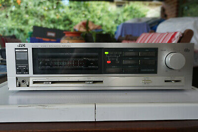 JVC A-K300 Stereo Integrated Amplifier (1983-87) Vintage stereo amplifier