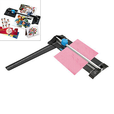 3-in-1 A3 A4 Precision Rotary Guillotine Paper Photo Trimmer Cutter Ruler