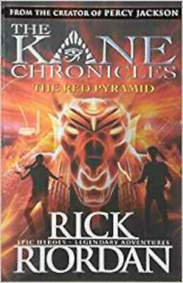 The Red Pyramid (The Kane Chronicles Book 1), New, Riordan, Rick Book