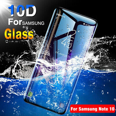 Samsung Galaxy Note 10 Plus S10+ Hydrogel Screen Protector Tempered Glass Film