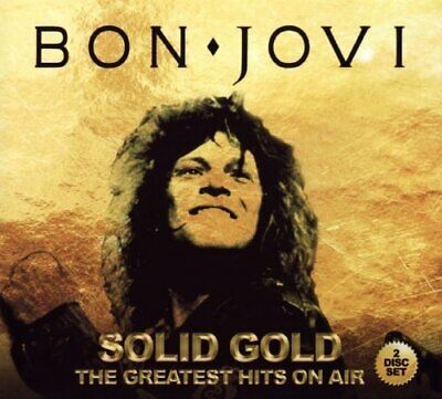 Bon Jovi - Solid Gold  The Greatest Hits On Air [CD]
