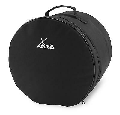 10''x9'' Hang Tom Drum Bag Padded Soft Case Premium Tear Resistant Robust Black