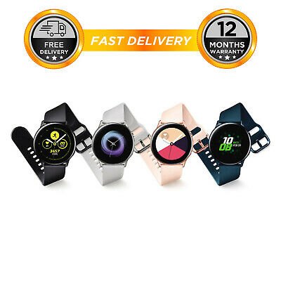 Samsung Galaxy Watch Active 2019 R500 Smart Watch - All Colors