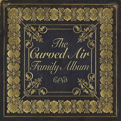 CURVED AIR The Curved Air Family Album 2 CD SET  NEW (6THSEP)