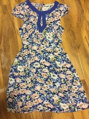Billie & Blossom  Girls Summer Dress Age 14 Years