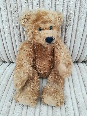 Small Jointed Teddy Bear