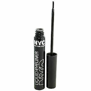 NYC Liquid Eyeliner 888 Pearlized Black