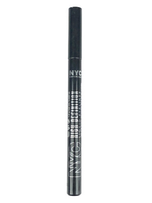 NYC High Definition Eyeliner Pen Black