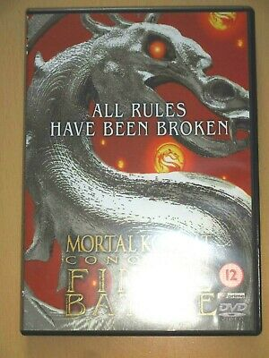 MORTAL KOMBAT CONQUEST - Final Battle - (DVD, 2002)