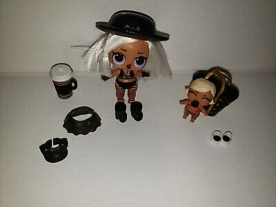 LOL Surprise dolls, WITCHAY BABAY Big & Lil..... Lot of 2 color changers.