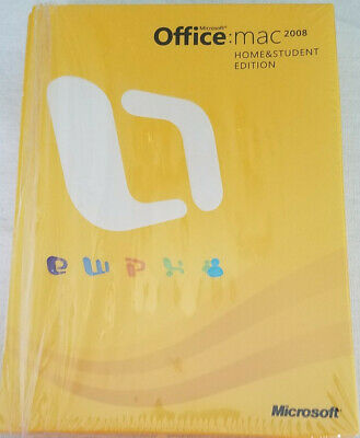 Microsoft Office: Mac 2008 Home and Student Edition