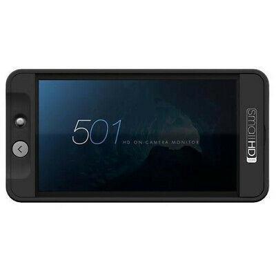 """SmallHD 501 5"""" HDMI On-Camera Monitor with 3D LUT Support - NEW!"""