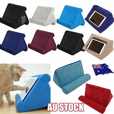 Foldable Laptop Tablet Pillow PC Holder Stand Rest Reading Cushion PadFor iPd BJ